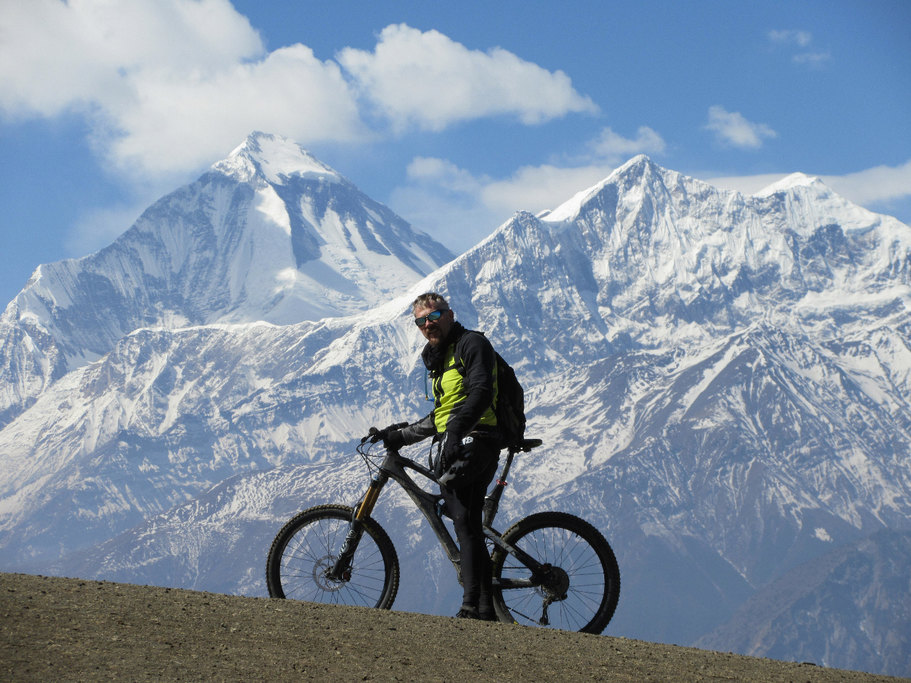 MTB Himalaya | Photo taken by david b