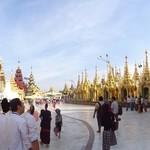 Shwedagon Pagoda | Photo taken by William W