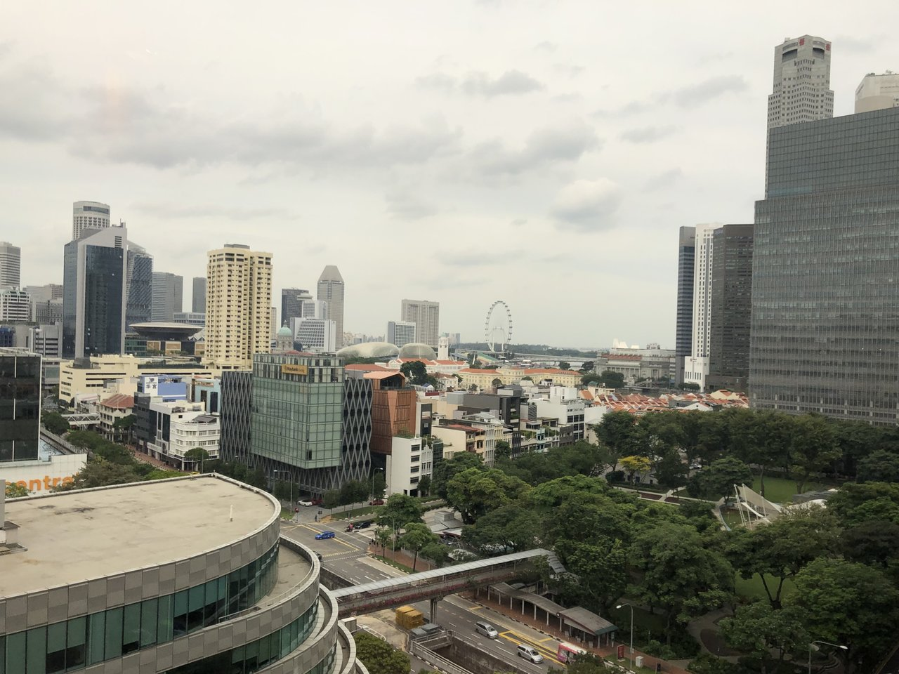 Hello Singapore by day | Photo taken by Gregory R