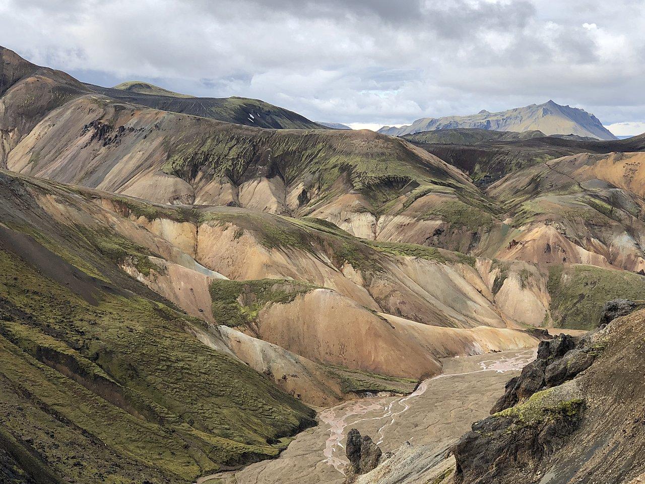 Landmannalaugar ! | Photo taken by Laura D