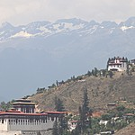 Paro hills | Photo taken by carole c