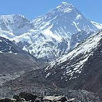 Everest View from the lakes (Gokyo) | Photo taken by Paul W