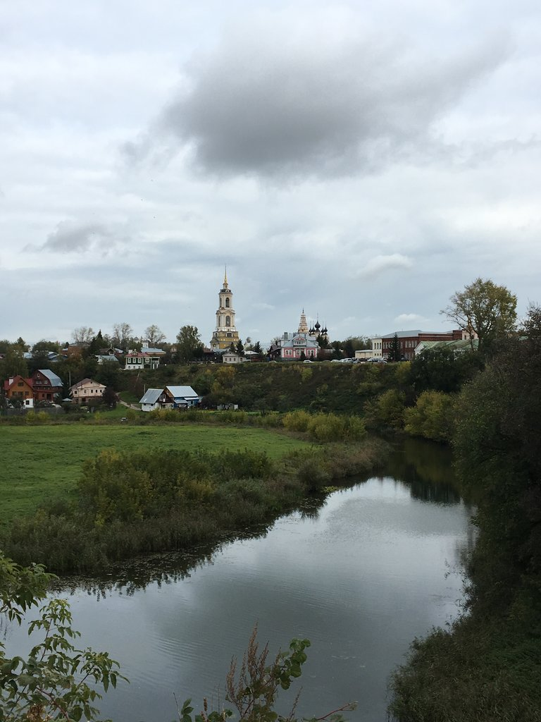 View of Suzdal  | Photo taken by Diane P