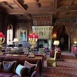 Cliveden House- reception | Photo taken by Steven Lee J