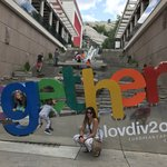 Plovdiv is the European Cultural City for 2019! | Photo taken by Alison C