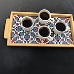 Arabic coffee | Photo taken by Jennifer K