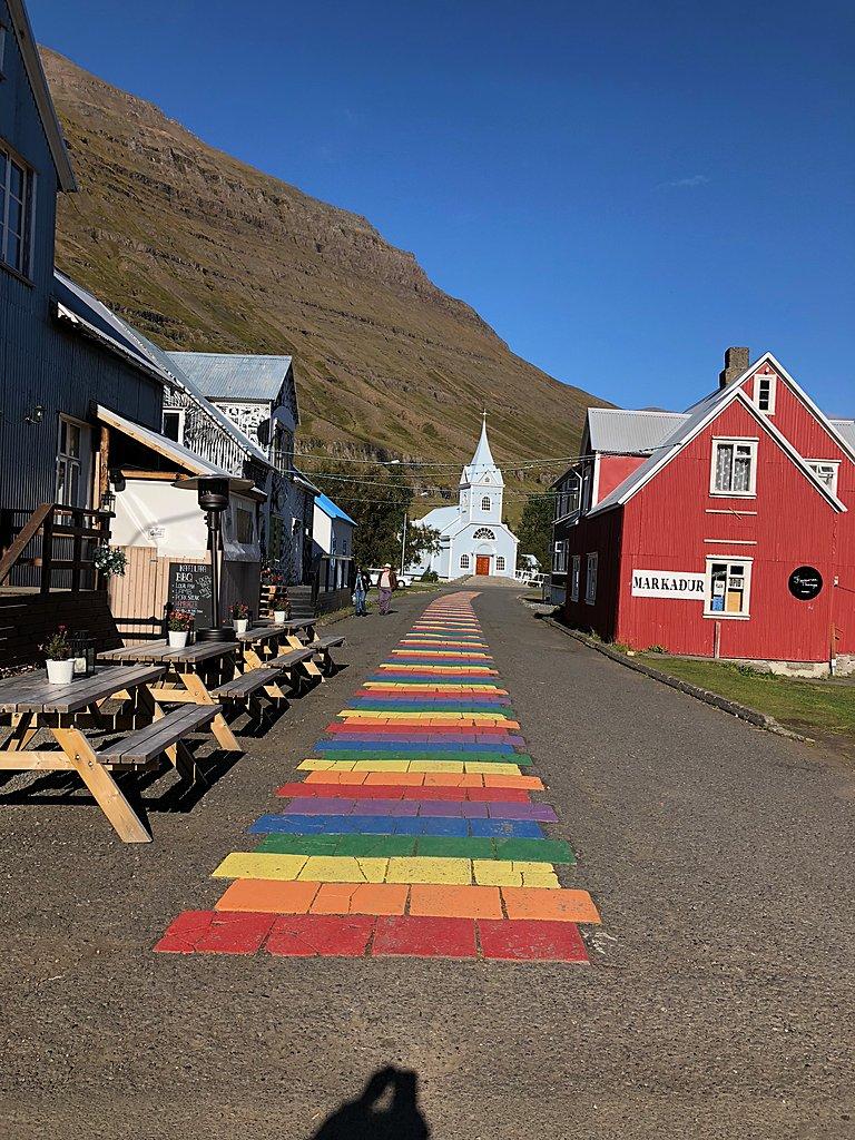 Seydisfjordur | Photo taken by Laura D