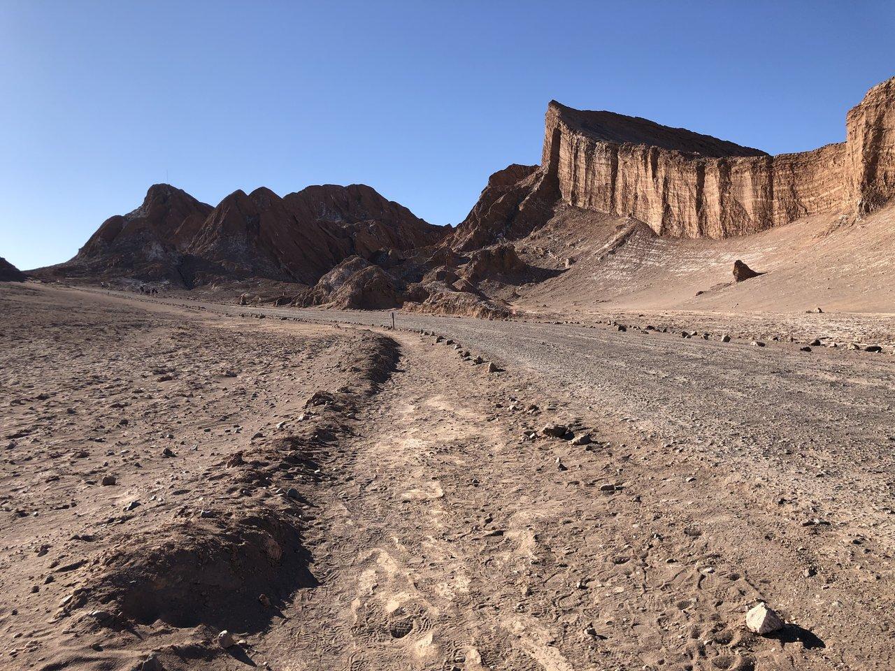 San Pedro de Atacama - Valley of the Moon | Photo taken by Melody B