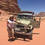 My 4x4 Wadi Rum tour | Photo taken by Mia F