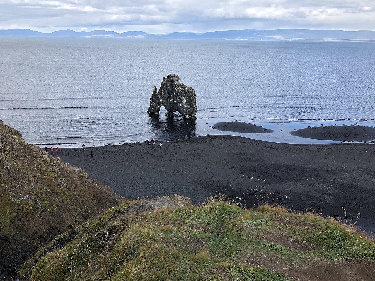 Elephant Rock | Photo taken by Laura D