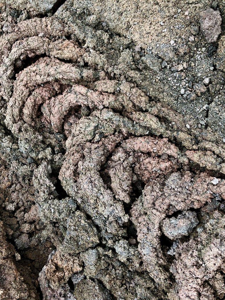 Lava tracks | Photo taken by BRAD K