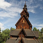 Stav Church, Oslo  | Photo taken by Tushar S