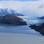 Grey Glacier | Photo taken by Kristin M