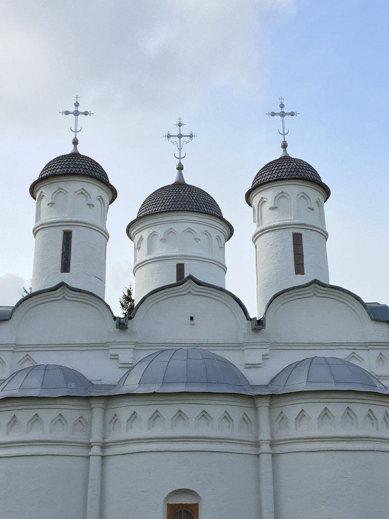 Monastery, Suzdal | Photo taken by Diane P