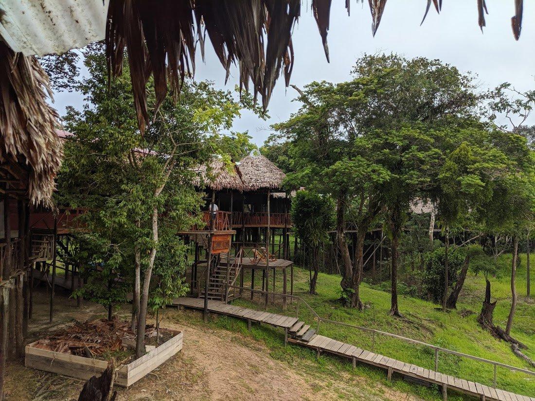Tahuayo Lodge | Photo taken by Jesus R