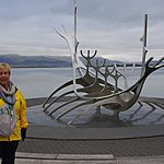Sun Voyager Sculpture- Ode to the Sun | Photo taken by Dave L