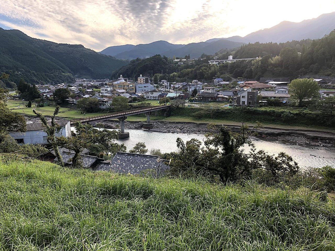 View of Kurisawaga   Photo taken by Joost S
