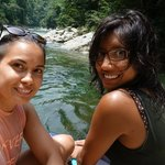 River rafting in Colombia | Photo taken by Hilary Welter