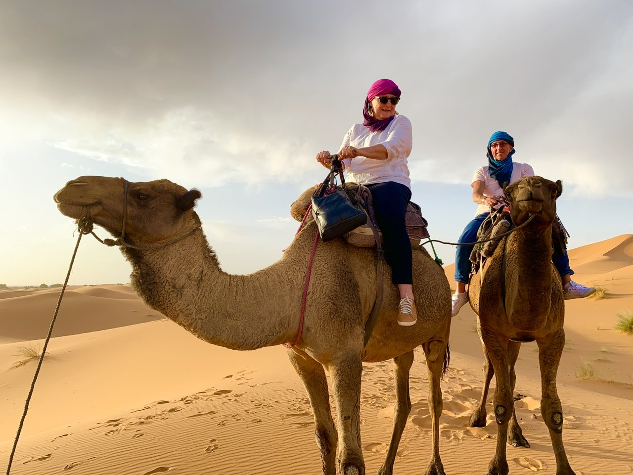 The Sahara | Photo taken by Rod K