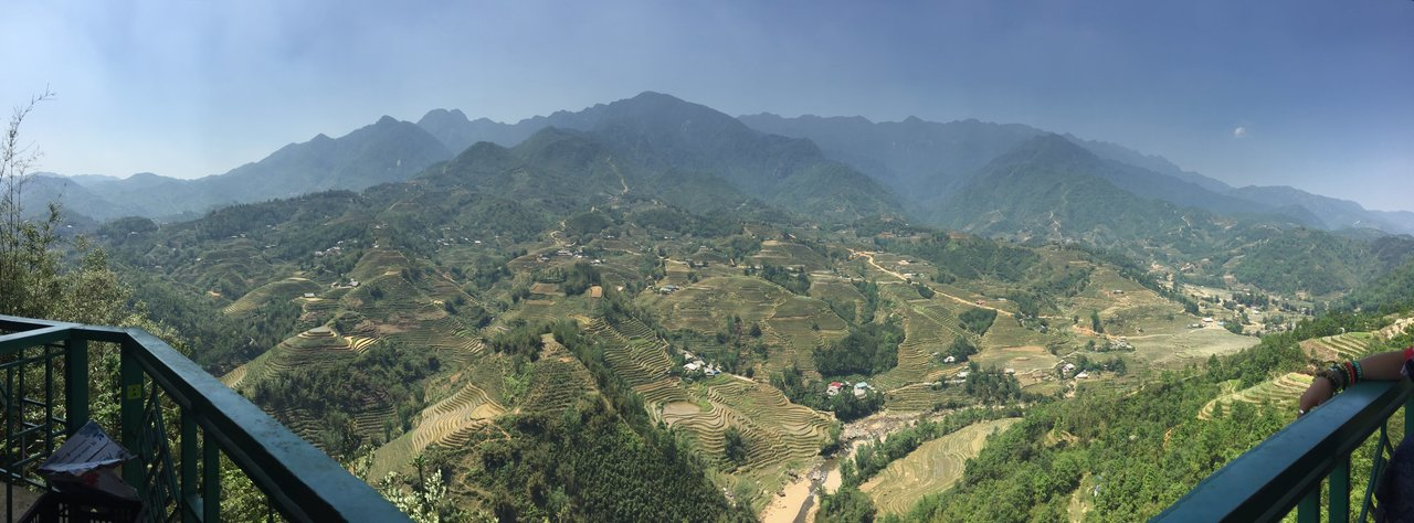 Breathtaking Landscape    Photo taken by Seng Aung S