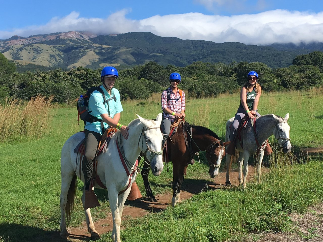 Horseback Riding in Rincon de La Vieja National Park | Photo taken by Rachel H