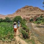 Stroll through the Berber Village | Photo taken by Jordan A