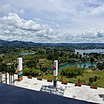 Guatape | Photo taken by Maria M