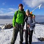 Pikey Peak Summit   Photo taken by Patrick J