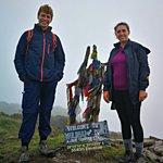 Mulde Peak!  | Photo taken by Herman L