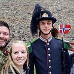 Fun at the Akerhus Fort | Photo taken by Mark M