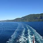Leaving Bergen | Photo taken by Richard T