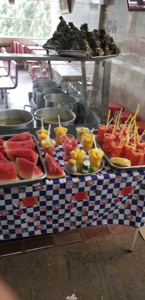 Variety of Fruits | Photo taken by Ligia M