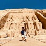 Abu Simbel   Photo taken by Nick R