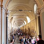 Vatican museum | Photo taken by lilia s