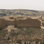 Ash Shubak, a crusader castle near Petra | Photo taken by sheldon k