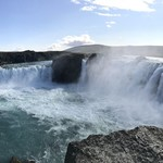 Godafoss | Photo taken by Whitney S