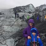 Glacier hiking  | Photo taken by Anette U