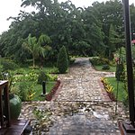 Bagan Lodge, nice place to stay but a bit out of town. | Photo taken by Rodney S