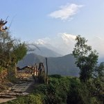 Annapurna South, view from Ghandruk | Photo taken by Peter A