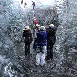 Adventurous Ice Caves | Photo taken by Purvish P