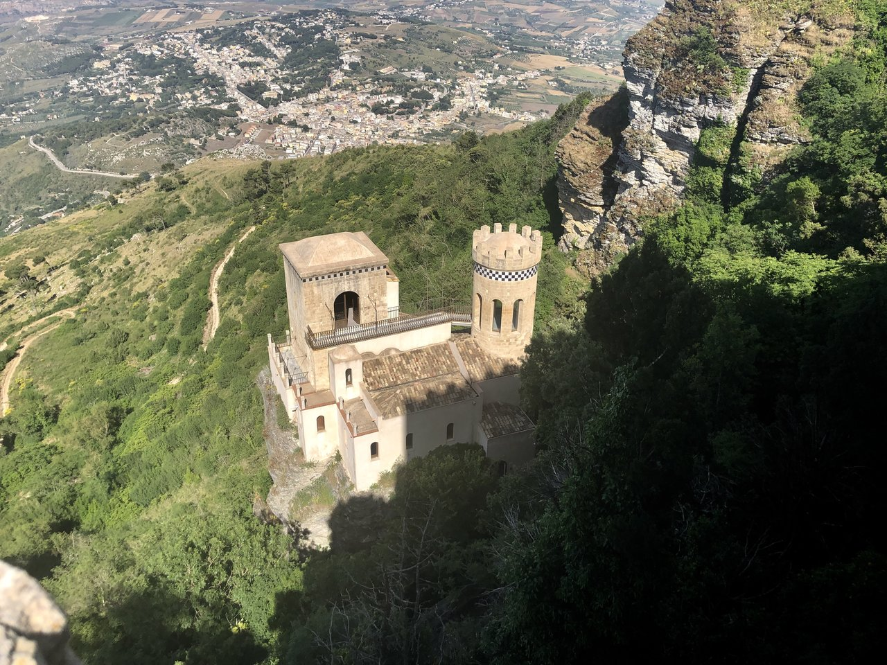 Castillo di Venere 12th century | Photo taken by ingrid B