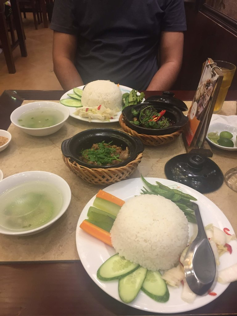Hue ( Royal) Food  | Photo taken by Seng Aung S