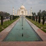 Taj Mahal, Agra | Photo taken by Jean M