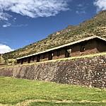 Inca site | Photo taken by Kristen K
