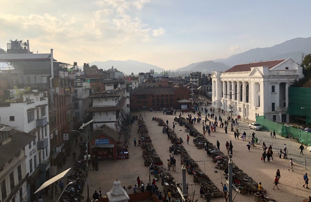 Basantpur Durbar Square | Photo taken by Caroline R