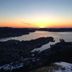 overlooking Bergen | Photo taken by Timothy H