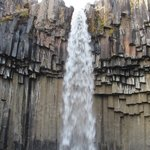 Svartifoss | Photo taken by Josephine M