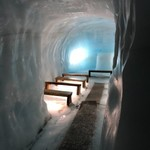 Inside the Glacier Tour  | Photo taken by Karen S