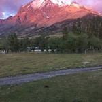 Another beautiful sunrise in Patagonia | Photo taken by Sheila S