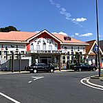 Kii Tanabe train station | Photo taken by Joost S